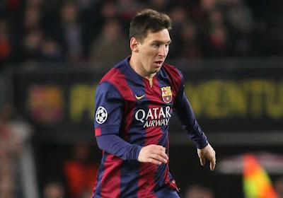 """Lionel Messi: """" C'est mérité pour Ronaldo """""""