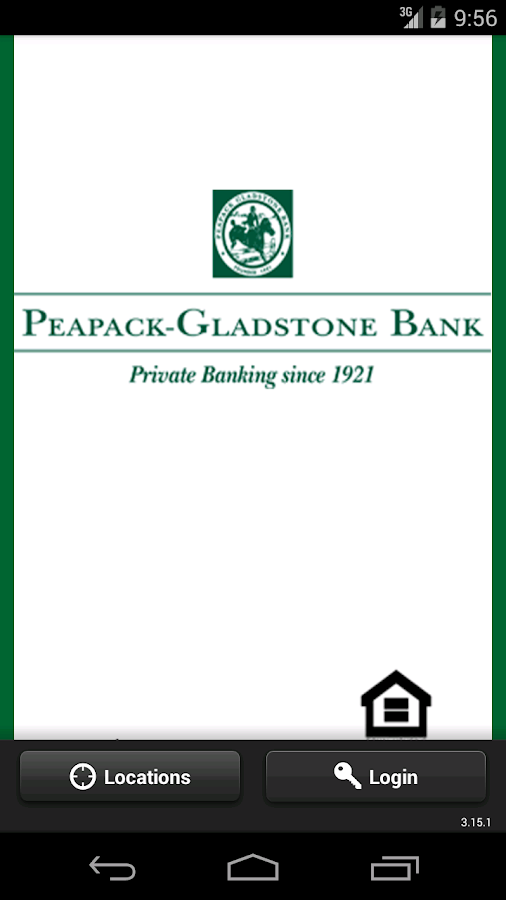 PGB Mobile Banking - screenshot
