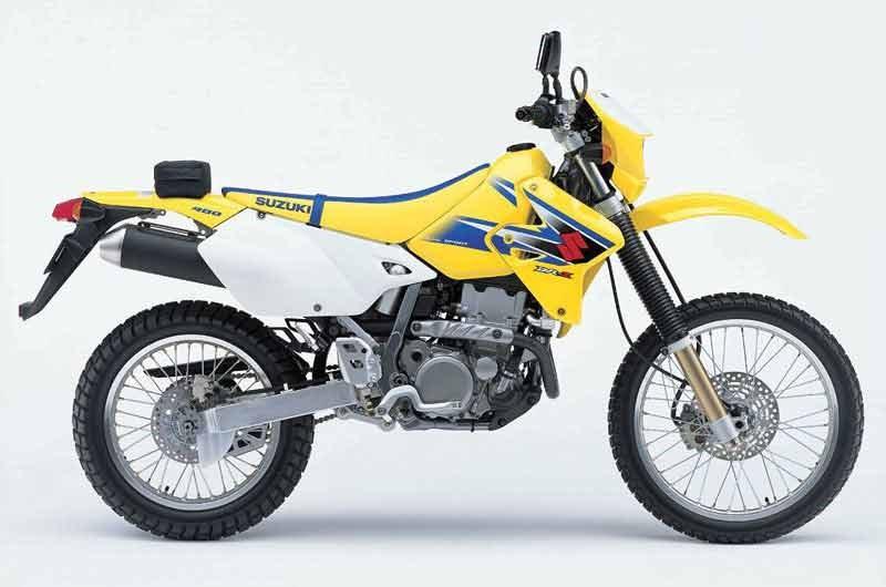 suzuki DR-Z 400-manual-taller-despiece-mecanica