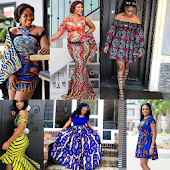 Ankara Ladies Dress 2019