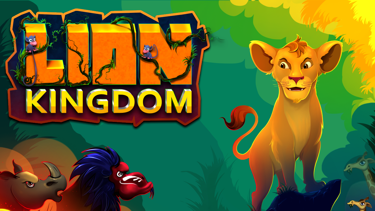 Lion Kingdom - Adventure King- screenshot