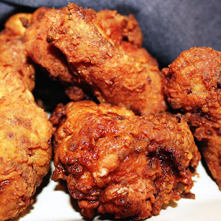 Creole Fried Chicken.