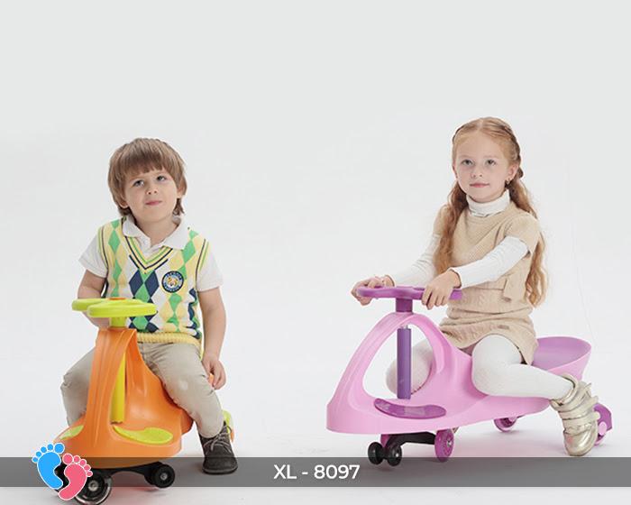 Xe lắc tay trẻ em 8097 4