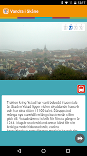Vandra i Skåne - náhled