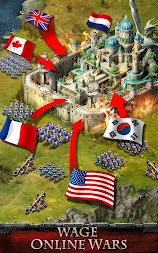 Empire War: Age of hero APK screenshot thumbnail 4