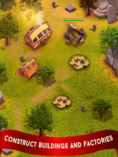 Roman Kingdom Rises: Offline Empire Buildit 1.8 screenshots 5