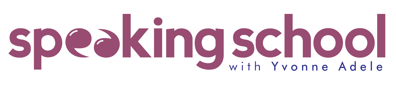Speaking School logo
