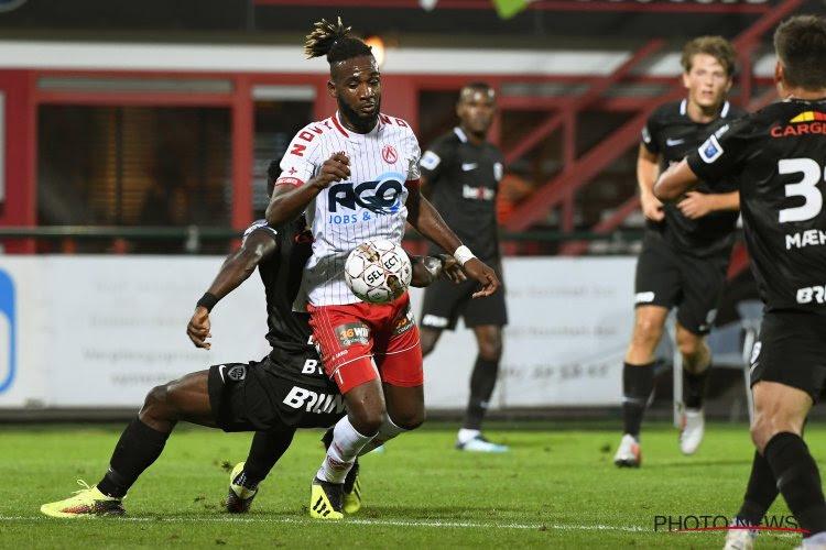 Pelé Mboyo quitte le KV Courtrai !