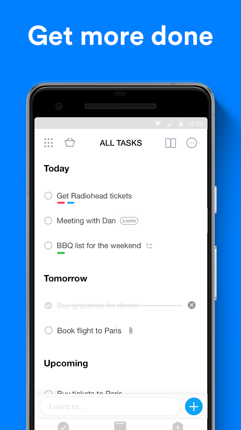 Any.do: To do list, Calendar, Reminders & Planner Screenshot 0