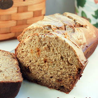Moist Banana Bread Recipe with Cinnamon Chips