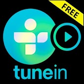 Free tunein radio update and nfl/ radio tunein