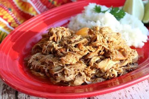 """Lime & Lemon Chili Chicken for the Crock Pot """"This is a..."""