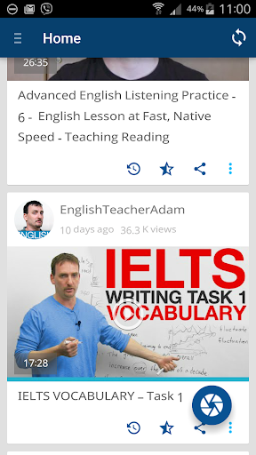 TVA: Learn English