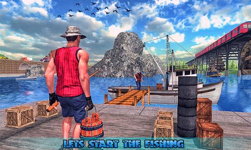 Fishing Ship Simulator 2020 : Fish Boat Game painmod.com screenshots 4