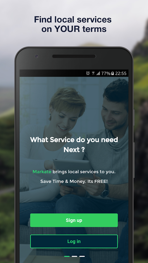 Home Local Services - Markate- screenshot