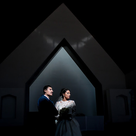 Bryllupsfotografer Jorge Gallegos (JorgeGallegos). Bilde av 05.01.2018