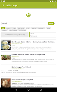 My CookBook (Recipe Manager)- screenshot thumbnail