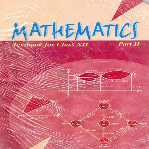 12th Maths NCERT Solution