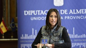 La diputada de Familia, Carmen Belén López, se muestra muy orgullosa de la iniciativa.