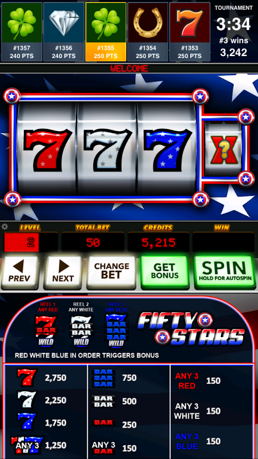 Vegas penny slots for android