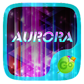 Aurora Keyboard Theme & Emoji