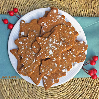 Allergy-Friendly Molasses Cut-Out Cookies