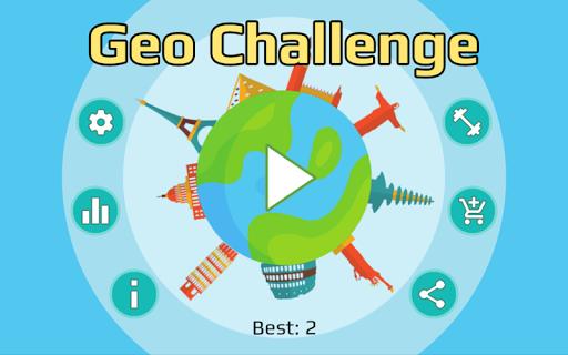 Geo Challenge - Geography Quiz 1.1.2 screenshots 13