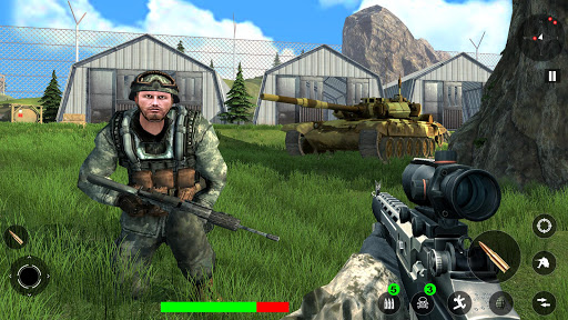 Free Survival Fire Battlegrounds: Fire FPS Game  screenshots 4