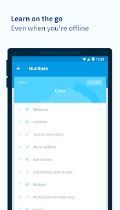 Encode: Learn to Code v4.6 [Pro] APK 5