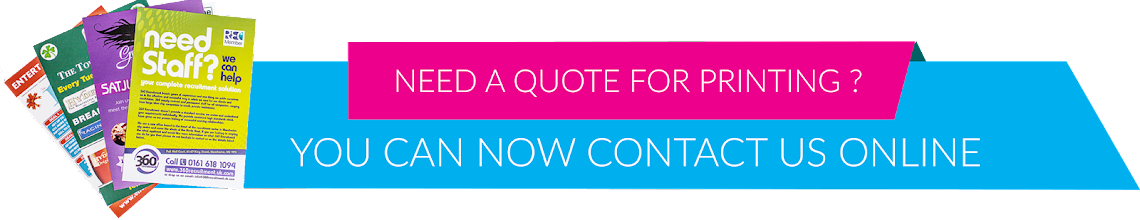 Request quote banner