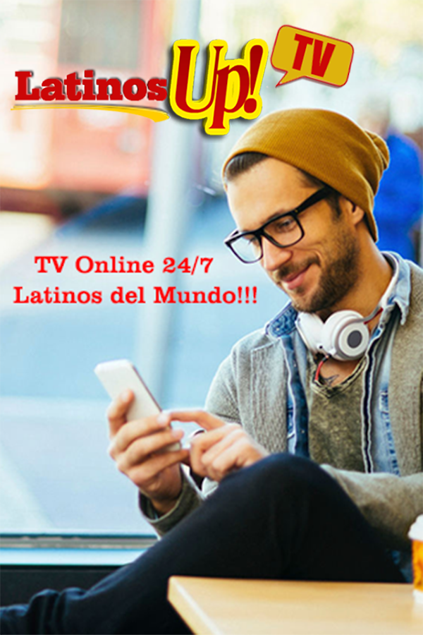 Latinos Up TV: captura de pantalla