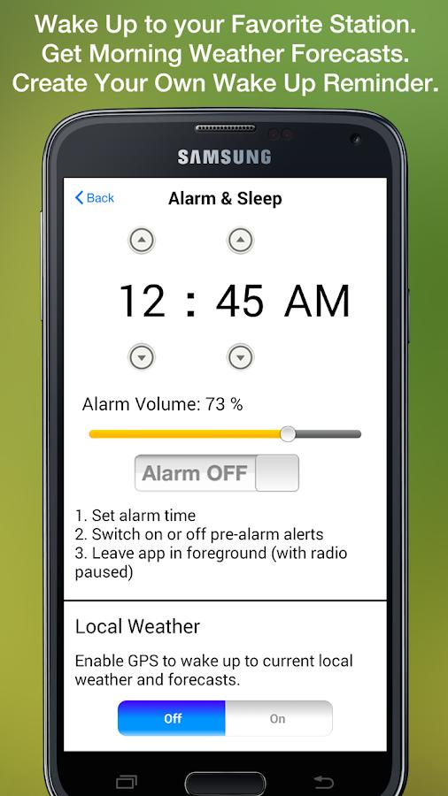 WQDR - 94.7 FM- screenshot