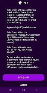 logga in på telia smart