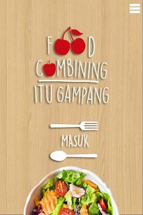 Food Combining Itu Gampang - náhled