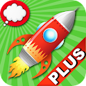 Rocket Speller PLUS icon