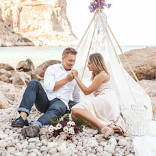 Wedding photographer Nastasiya Gusarova (nastyagusarova). Photo of 15.09.2017