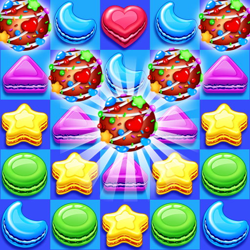 Cookie Fun Match 3 Android APK Download Free By Abilix