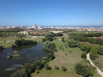 Parque da cidade de Póvoa de Varzim