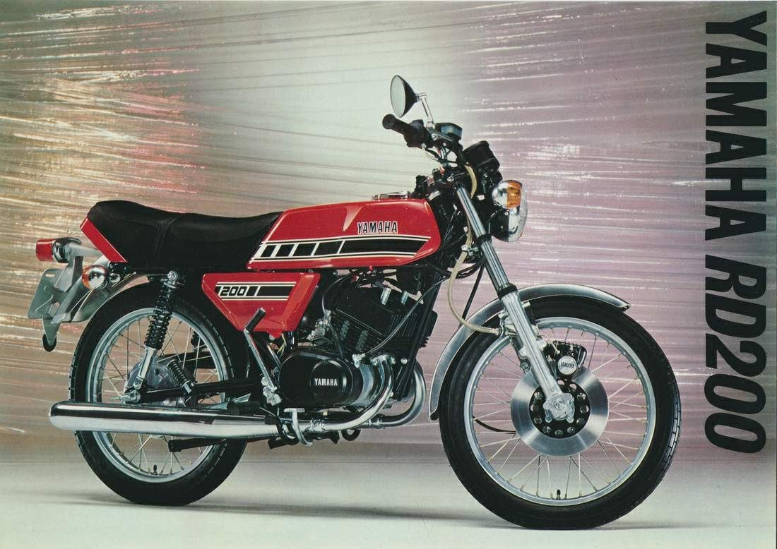 Yamaha RD 200-manual-taller-despiece-mecanica