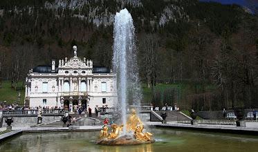 Photo: Linderhof http://www.turistika.cz/rady/65-linderhof-bavorsko-nemecko