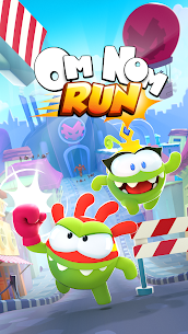 Om Nom Run Mod Apk 1.0.1 (Unlimited Money) 8