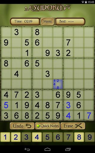 Sudoku Free screenshot 16