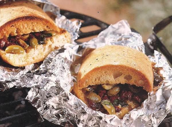 Mediterranean Bread Rolls