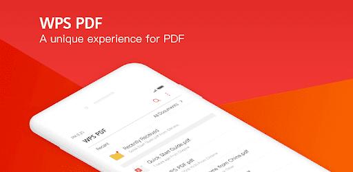 WPS PDF- lite PDF Reader, Viewer & Editor Free - Apps on