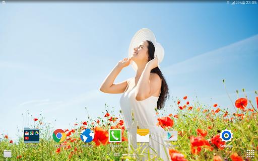 女性の壁紙4K|玩個人化App免費|玩APPs