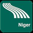 Niger Map offline