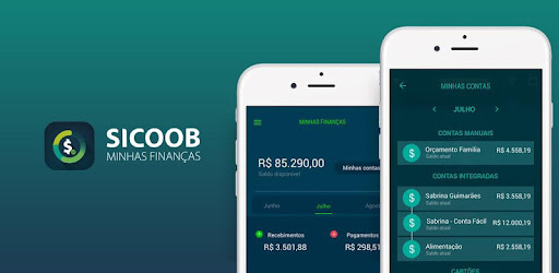 financial management application with analytical management of spending and personal goals