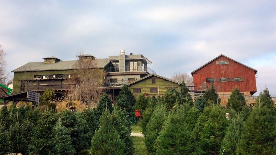 Watts Christmas Tree Farm and Greenery - Christmas Tree Farm located at Traders Point Creamery ...