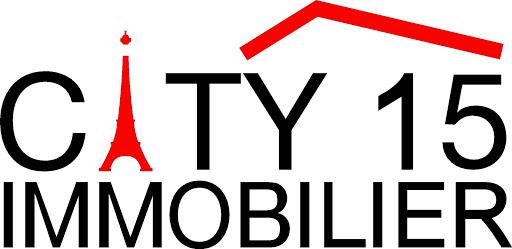Logo de CITY 15 IMMOBILIER
