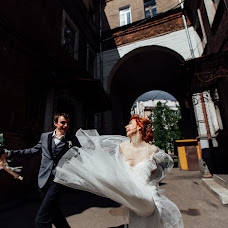 Wedding photographer Vitaliy Kvant (KBAHT). Photo of 26.06.2017